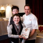 Neven Maguire cookery demonstration